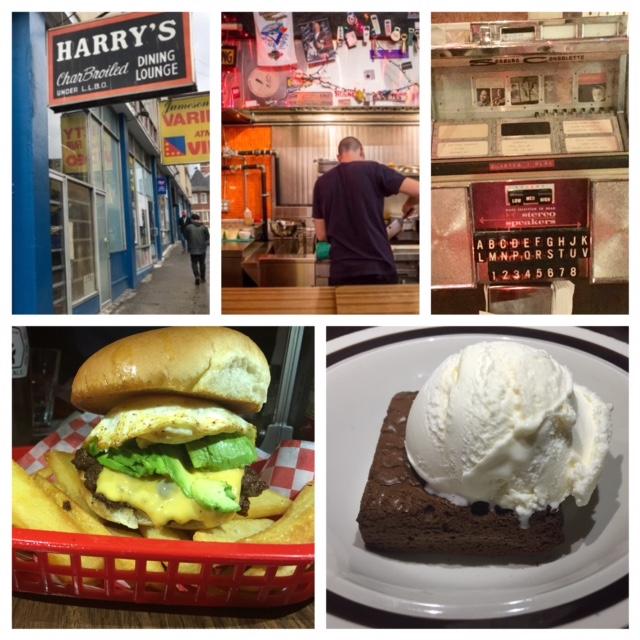 Harry's Charbroil, Toronto