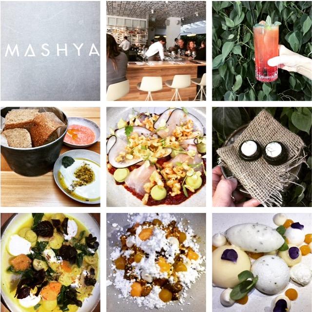 Mashya Restaurant, Tel Aviv