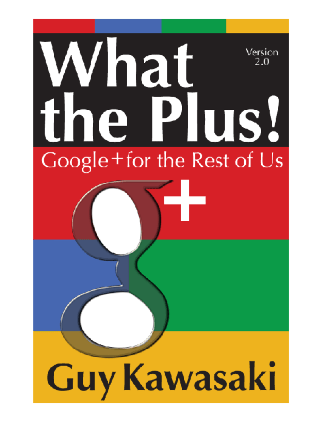 "Download ""What the Plus!"" Ebook For Free"