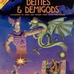 AD&D Deities & Demigods 1st Edition