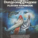AD&D Players Handbook 1st Edition 2nd Cover