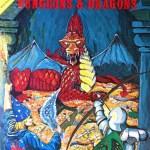 D&D Basic Set 1st Edition Original Box (Holmes Edition)
