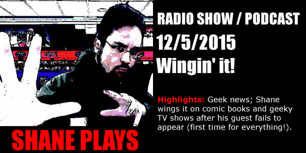 shane plays podcast title 12-5-2015