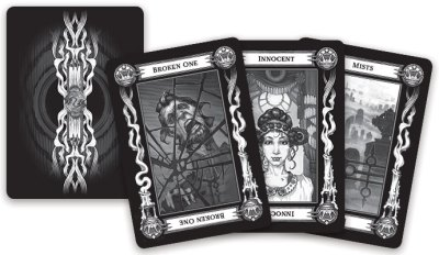 d&d curse of strahd tarroka cards from gale force 9