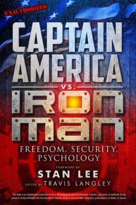 captain america vs iron man travis langley