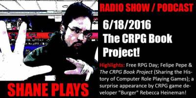 shane plays podcast title 6-18-2016