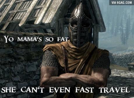 d&d meme yo mamas so fat