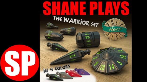 polyherodice warrior set