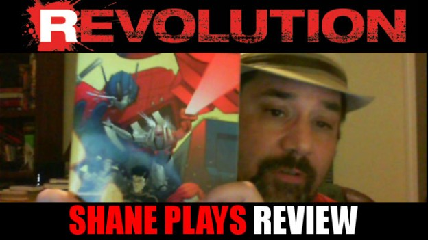 IDW Revolution review