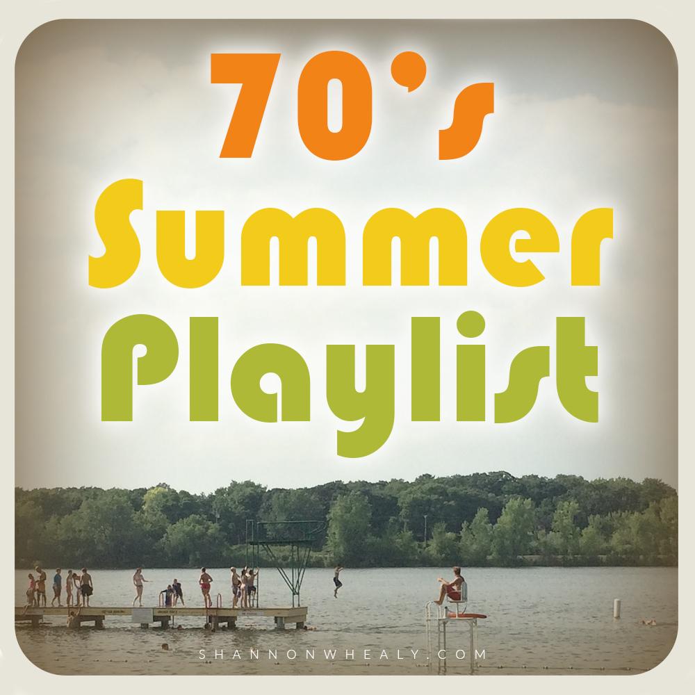A 70's Summer Playlist
