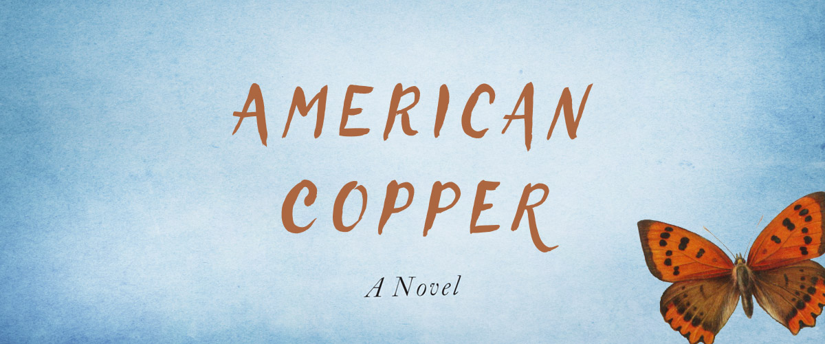 american copper a novel