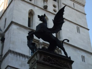 The Dragon in London