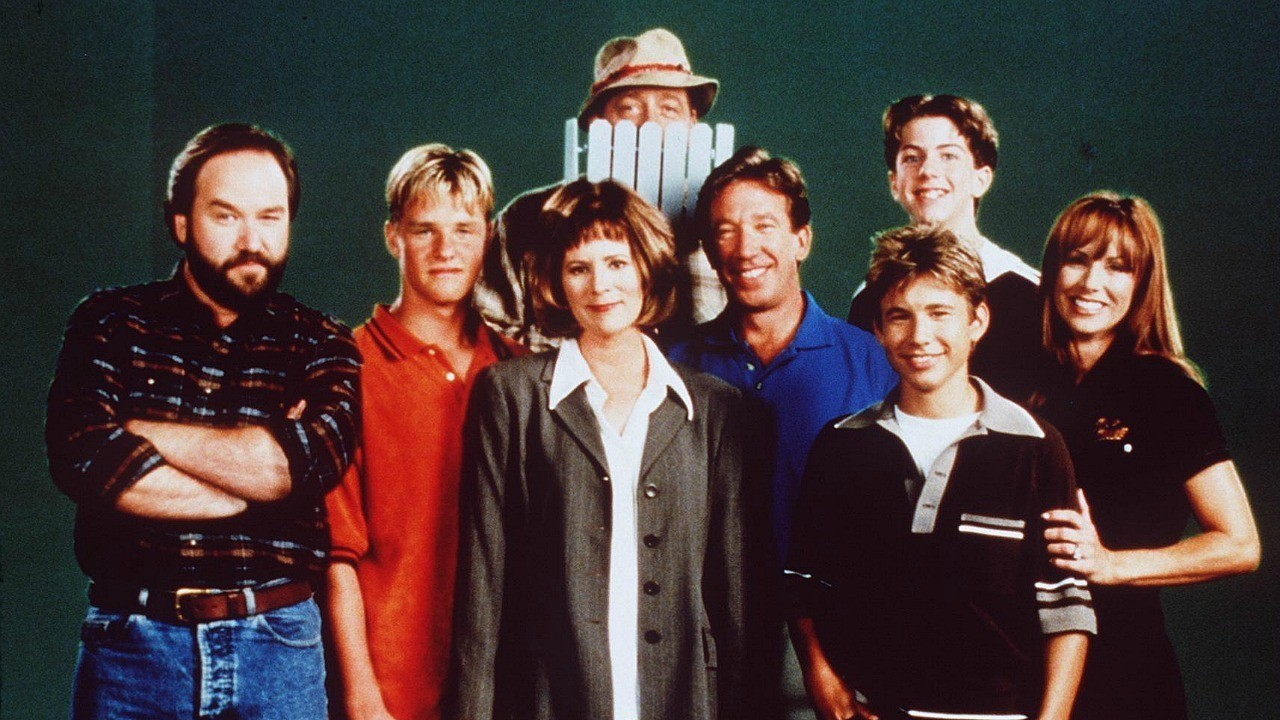Fullsize Of Cast Of Home Improvement
