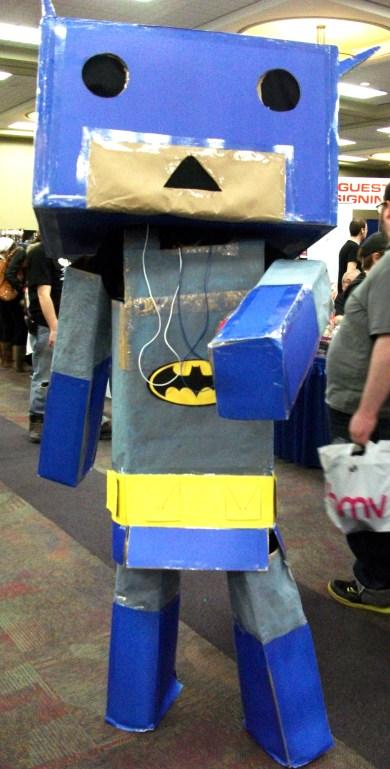Hug Me Batman