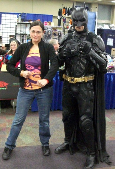 Me and Batman