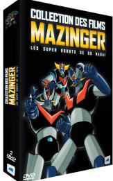 Collection des films Mazinger