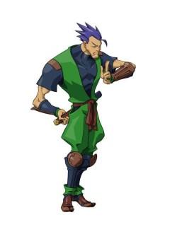 Ginjirou Ibush Guardian Heroes