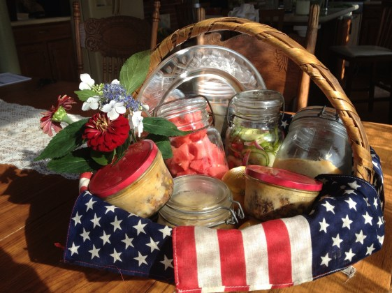Forth of July Picnic