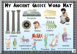Greek-History-Ancient-word