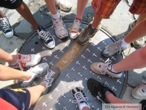 Washington DC Manhole Cover
