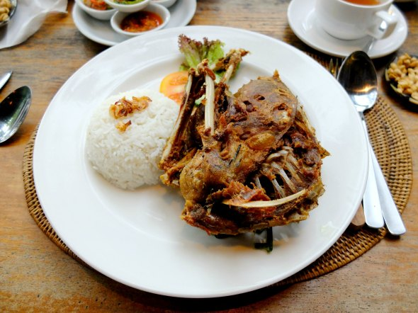 Crispy Duck Bali