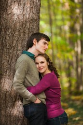 Engagement Session Muskoka
