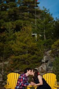 Engagement Session Muskoka - Toronto Wedding Photographer