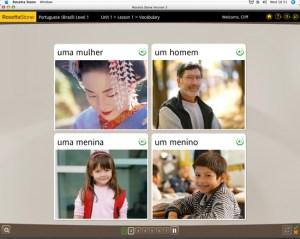 Rosetta Stone Software