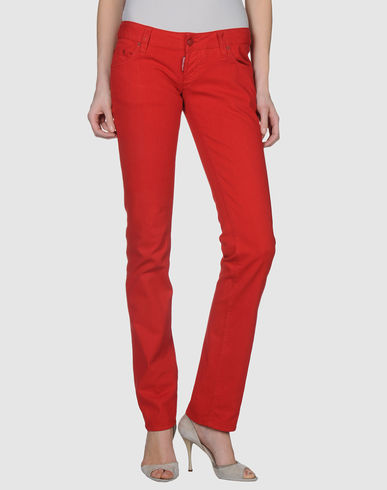 Dsquared2 Red Jeans