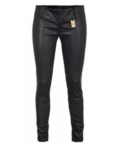 Thomas Wylde Leather black trousers eve