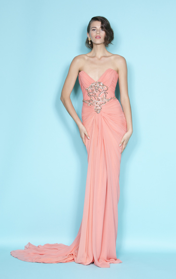 Resort 2012 Marchesa