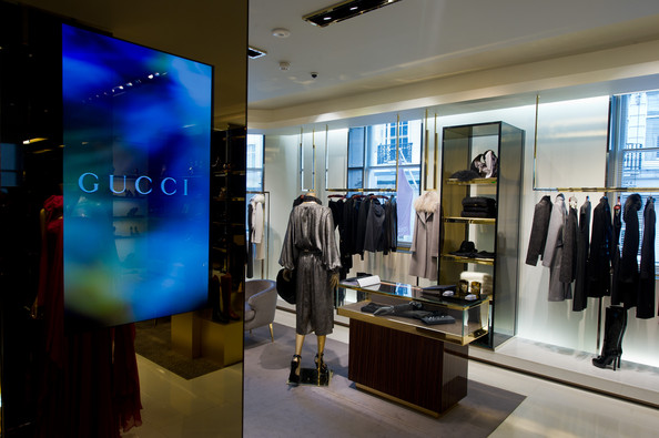 gucci store pictures