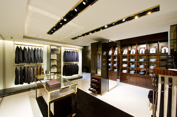 gucci store inside new london bond street