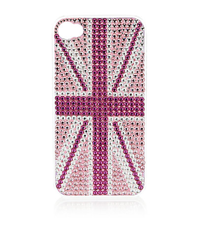 union jack ice case