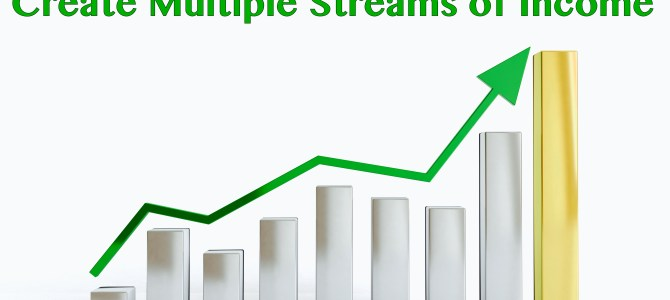Create Multiple Streams of Income: Start Today for a Strong Financial Future