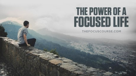 The Focus Course