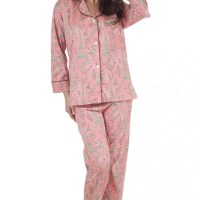 Winter Sleepwear Pajama Shirt For Women - Night Dress