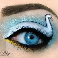 Innovative Eye Makeup Art By Tal Peleg