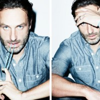 Hottest Guy in the World  (This Month) - Andrew Lincoln