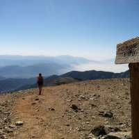 To Summit Up - Part 4: Playing Lost and Found on Baldy
