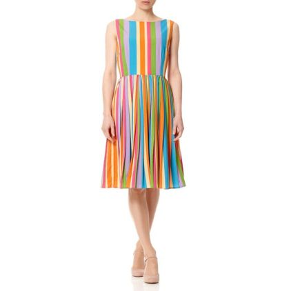 She and Hem | Candy Stripe Dress £59.99 from Fever