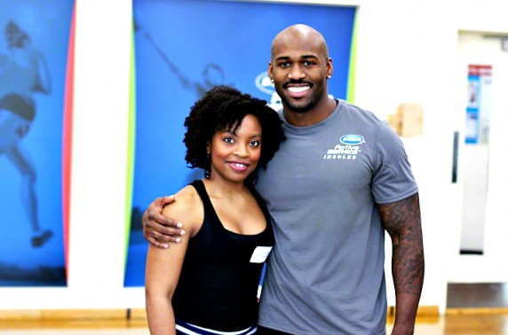 Dr Scholl's Active Series with Celebrity Trainer Dolvett Quince