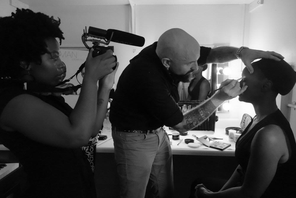 Iman Cosmetics – Motown the Musical