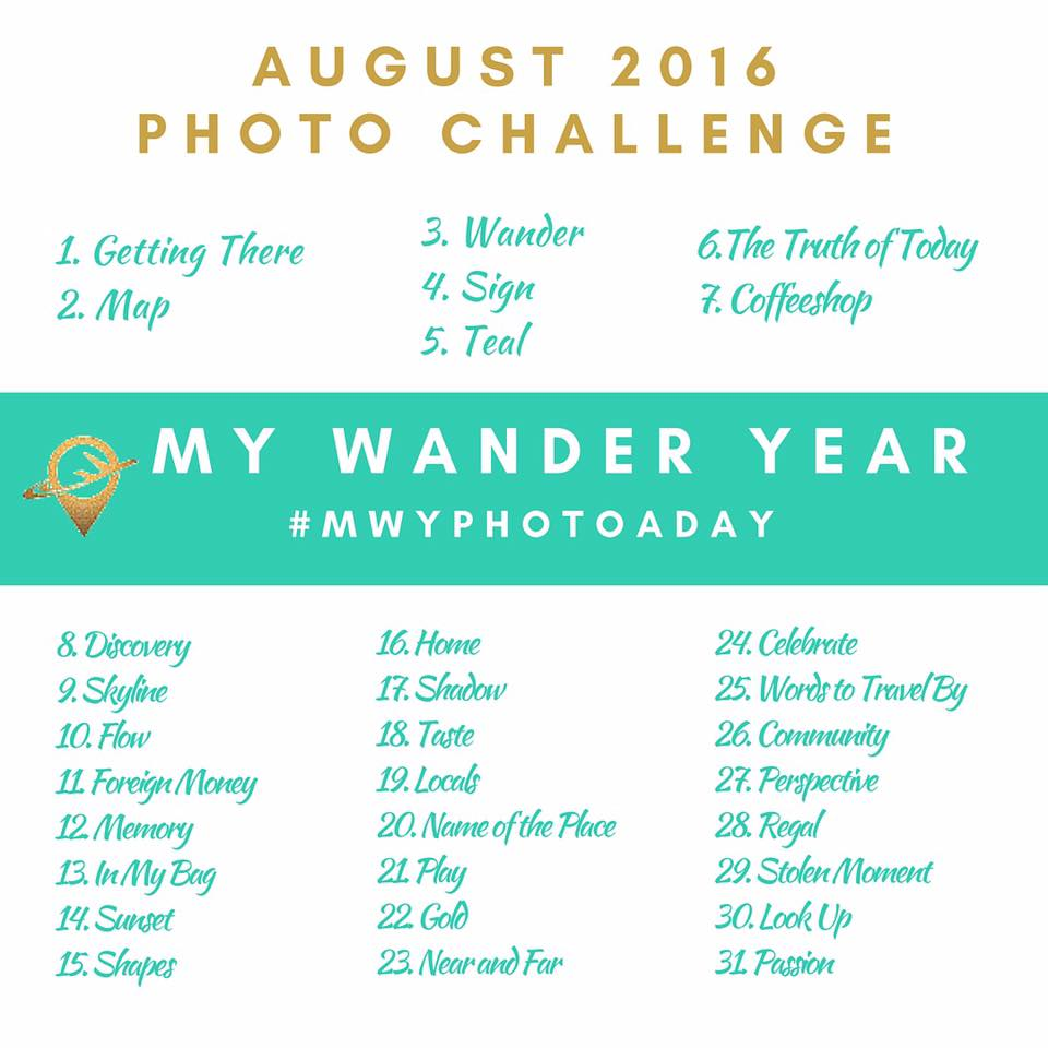 My Wander Year