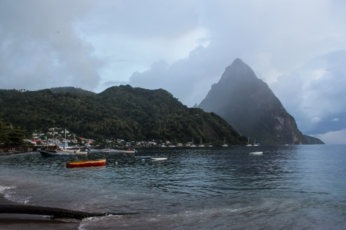 The Heart of the Matter – Our Perfect Romantic Trip in St. Lucia, Pt 1