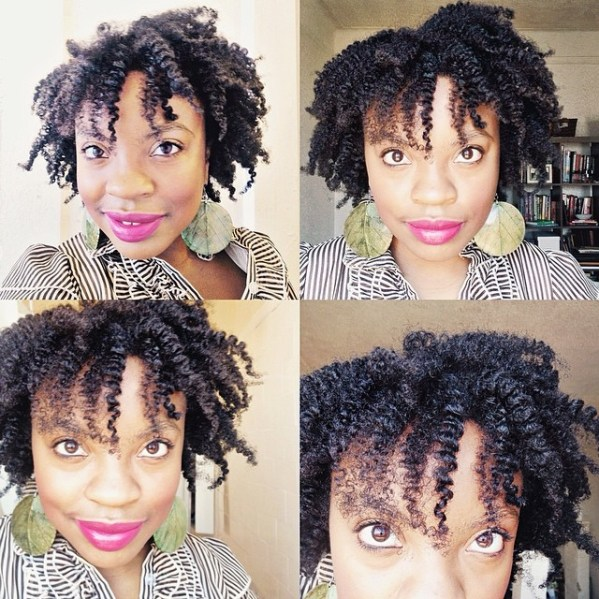 """Natural Curly Hair and Hask Beauty"" -sheenalashay.com"
