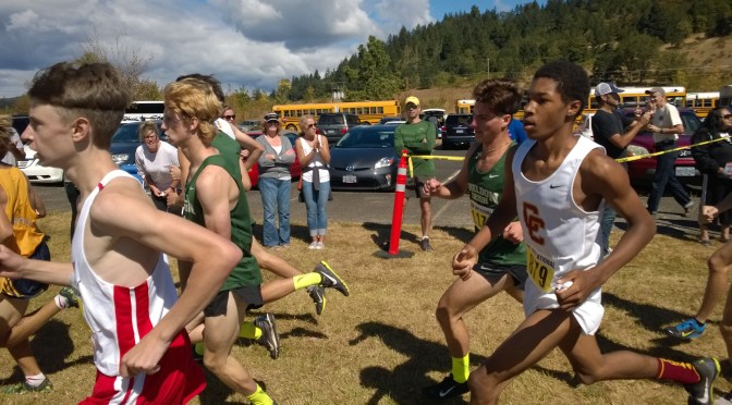 From the coaches: XC Week for September 6-10