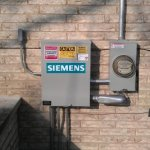 Whole House Automatic Transfer Switch by Siemens