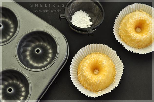 Fluffigste Eierlikörmuffins & Mini-Gugelhupfe