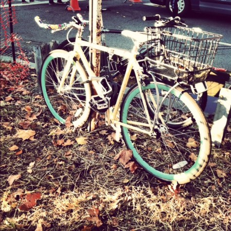 harvard square bike